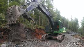 3754 D John Deere Excavator