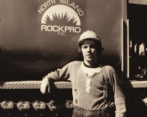 Bill Milligan circa 1981